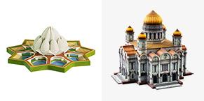 3Dプリンタ建築・建設模型